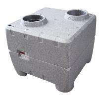 0850342Nibe Savent ventilatielucht/water warmtepomp