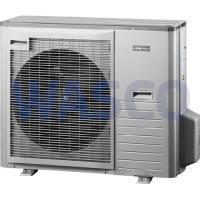 0850703Nibe Split AMS 10-8 buitenunit lucht/water warmtepomp