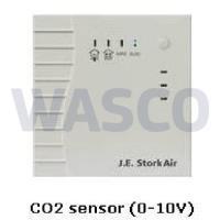 1210056Zehnder Sensor CO2