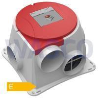 1210720 Zehnder Comfofan S P ventilatieunit perilex uitvoering