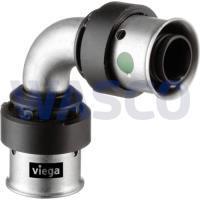 2133018 Viega Smartpress bocht 90º 16mm 2x pers