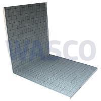 2309042Henco tacker klapset met EPS isolatie 20 mm 10m2 (5 platen van 2m2 1000 x 2000 x 20 mm)