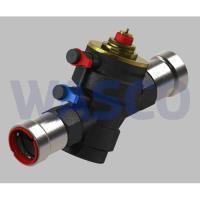 2620376VSH PowerPress inregelafsluiter Dynamic DN15 PP902