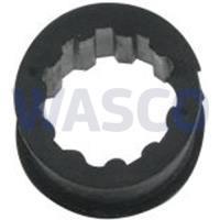 2975190Walraven BIS inlage 15mm rubber transparant t.b.v. Duplo 22