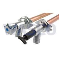 """3564028 VSH Aqua-Secure GK116 vorstvrije gevelkraan knop/sleutelbediening R1/2"""" 110-378 mm"""