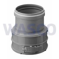 3810362Burgerhout koppelstuk 100 mm Flex flex x mof