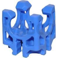 4952022Drl Smartclip 5mm blauw 16-17mm doos van 1408 stuks