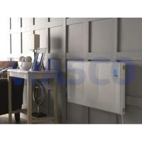 6600799Masterwatt Modern plus elektrische radiator met warmte-opslag l=750mm h= 450mm 750 Watt
