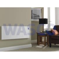 6600800 Masterwatt Modern plus elektrische radiator met warmte-opslag l=750mm h= 450mm 1000 Watt