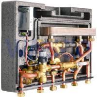 7940026 HSF EcoAdvance warmteafleverset CW6 met voorkeuzeklep en thermostaataansluiting