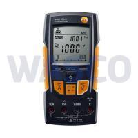 8492075Testo multimeter 760-3 incl. batterijen en een set kabels 05
