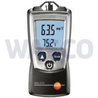 8492840Testo Thermo-Hygrometer 610