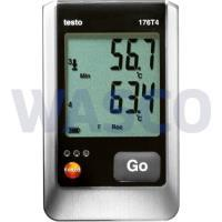 8492964Testo 176-T4 4 kanaalstemperatuurlogger