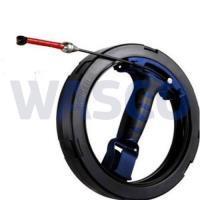 8509961Wohler compacthaspel Mini 15 meter Ø4,5 mm zwart