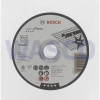 8524150Bosch Doorslijpschijf recht Expert for Inox - Rapido AS 60 T INOX BF, 125 mm, 22,23 mm, 1,0 mm 1st