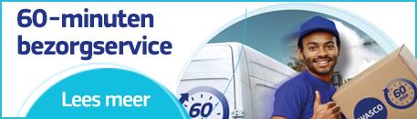 Banner 60-minuten service