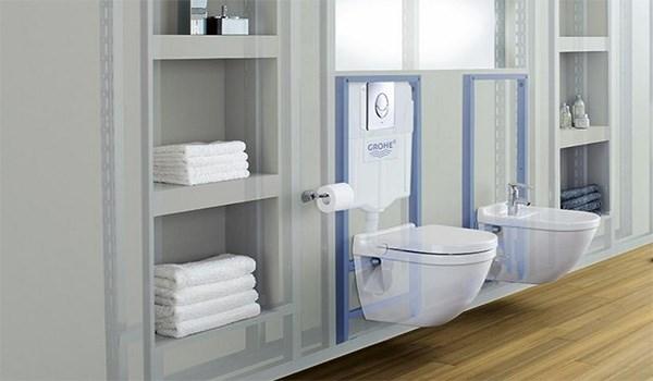 GROHE - kranen voor badkamer en keuken