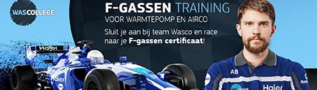 F-gassen training