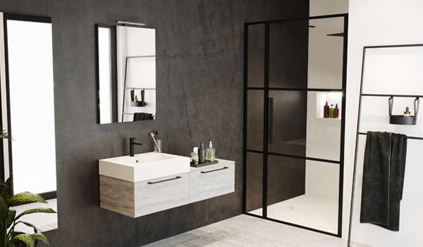 Design Badkamer Matten : Laat je inspireren voor je badkamerinterieur door riho