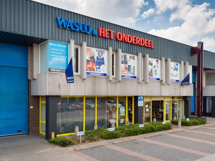 Sanitair Outlet Utrecht : Vestiging wasco utrecht