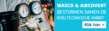 Wasco & Aircovent bestormen samen de koeltechnische markt